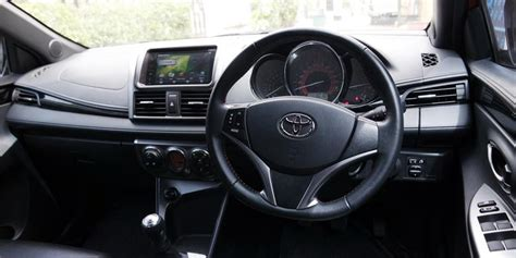 Tv Mobil Yaris ini rahasia interior all new yaris kompas
