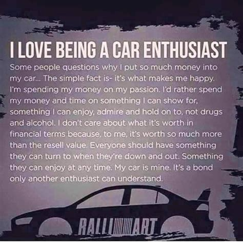 car enthusiast on being a car enthusiast fashionjitsu