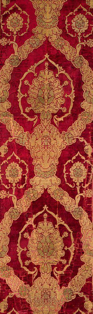 furnishing fabric turkey 16th century patterns five pinterest 1000 images about renaissance textiles on pinterest