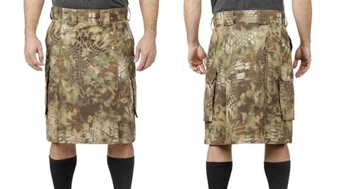 Kaca Mata Pria 511 Outdoor Army 5 11 releases tactical duty kilt in limited edition kryptek camo