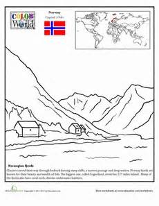 norway map coloring page 1000 images about countries on pinterest australia