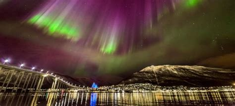 scandinavian cruise northern lights seducing northern lights in scandinavia discover scandinavia