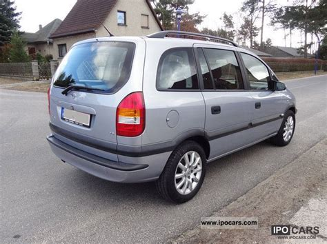 opel zafira 2002 2002 opel zafira 1 6 16v related infomation specifications