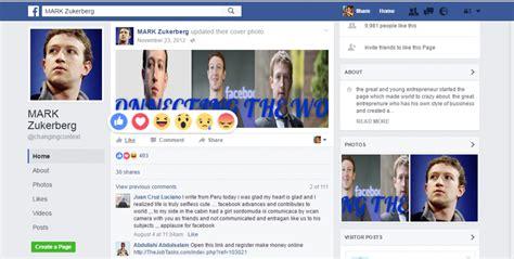membuat video facebook lookback perubahan facebook dari awal rilis sai sekarang