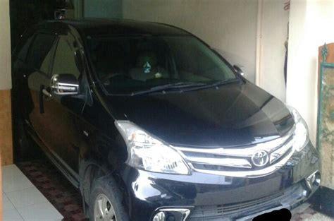 Jual Alarm Mobil Bekasi jual avanza g m t 2013 mobilbekas