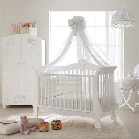 Italian Baby Crib Baby Cot By Pali Available In White Colour Provides A Modern And Bes At My Italian Living Ltd