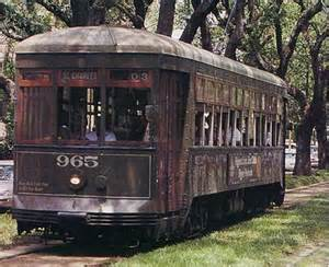 car new orleans new orleans streetcar