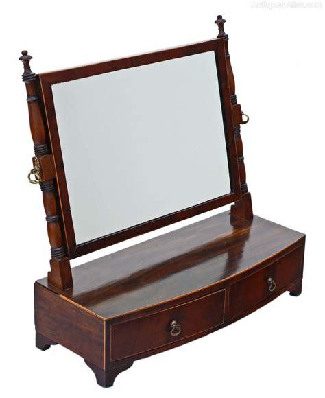antique swing antiques atlas georgian mahogany dressing table swing mirror
