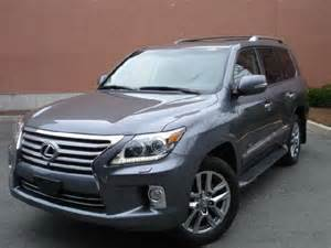 Lexus 2013 For Sale Offer For Sale 2013 Lexus Lx 570 4wd 4dr Suv Jeep