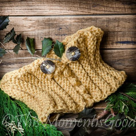 knit picot loom knit picot ribbed cowl pattern this moment is