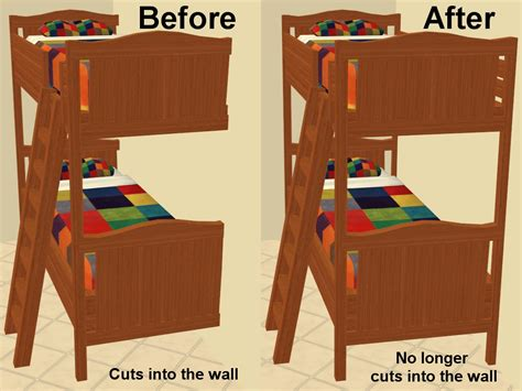 sims 2 bunk beds mod the sims baylor s nantucket bunk beds malm