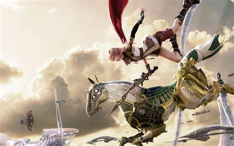 wallpaper animasi final fantasy final fantasy xiii wallpapers wallpaper cave