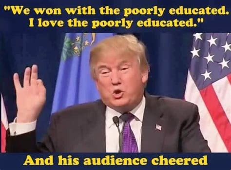 I The Poorly Educated Meme