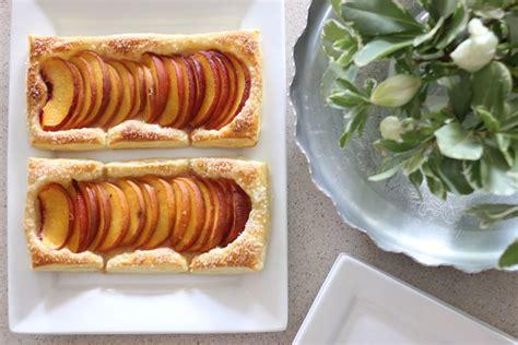 lovely little kitchen peach tarts lovely little kitchen