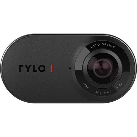 camara video android rylo 360 video camera android ar01 an02 us01 b h photo video