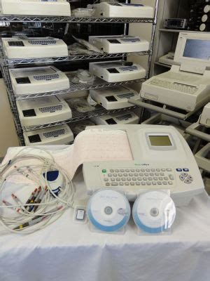 Sale Cp 7555a 100 used welch allyn cp 100 ekg for sale dotmed listing 933102