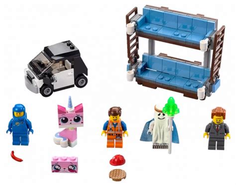 lego movie double couch 2015 lego movie double decker couch 70818 set revealed