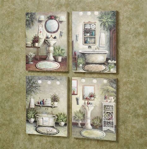 Bathroom Wall Decor Ideas Pinterest by Diy Bathroom Wall Art Decor Bathroom Decor Ideas