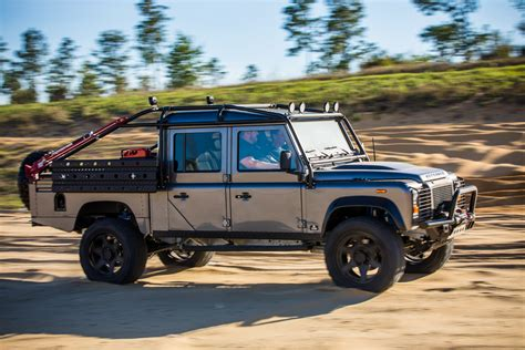 land rover defender 2018 east coast defender offering v 8 powered land rover