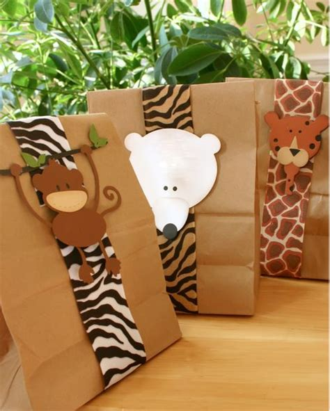Zoo Favors by Frosting Zoo Safari Ideas And Inspiration
