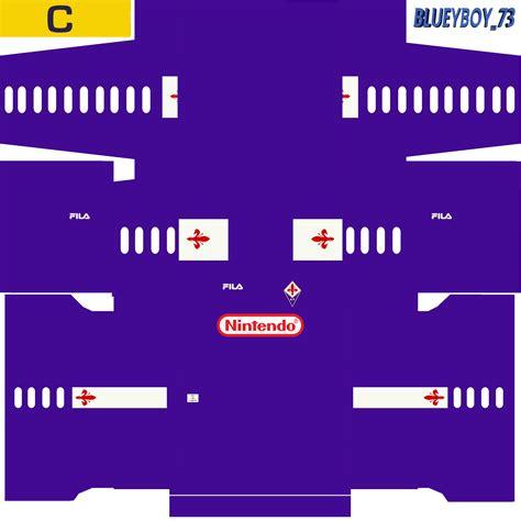 Fiorentina Home 6 fiorentina 98 complet for pes 16 pes patch