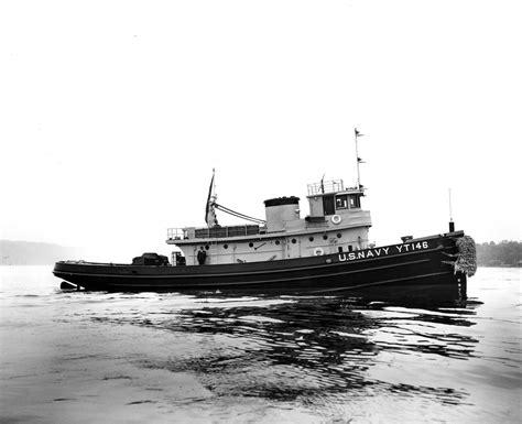 Yt St Luxury pearl harbor survivor tugboat ex uss hoga yt 146 sea