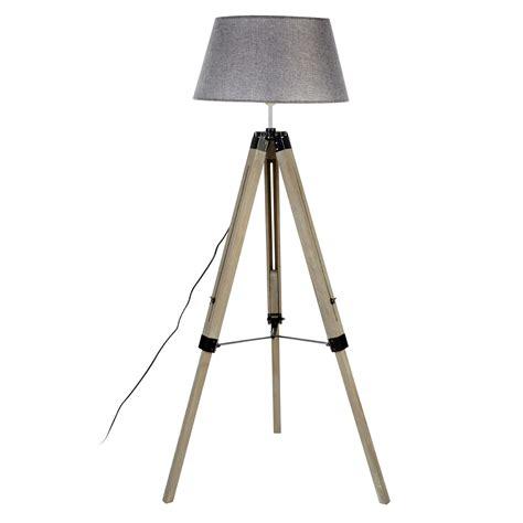 tripod floor l with drum shade floor l grey shade 28 images tripod wooden tripod