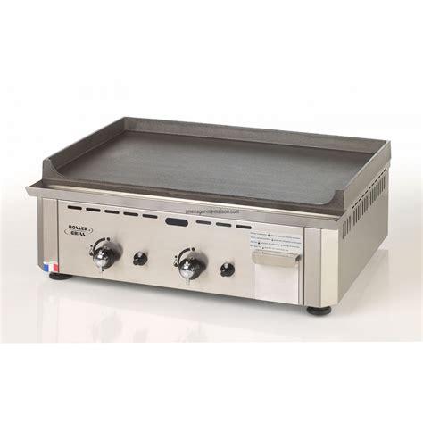 plancha cuisine int馮r馥 plancha gaz ou electrique cuisine appareils choix plancha