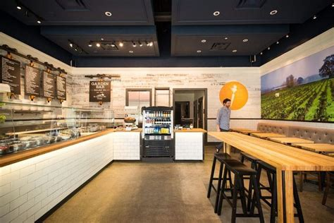 Fast Casual Kitchen Layout by Inside Fast Casual Salad Spot Garden Bar Open Now