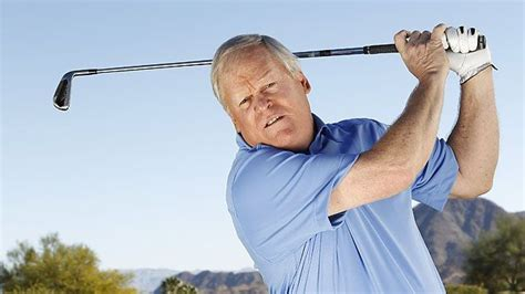 johnny miller swing johnny miller golf lesson how to flatten your swing to