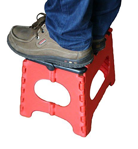 Jeronic Folding Step Stool by Jeronic Strong Folding Step Stool For Adults And