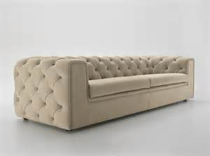 Ivory Chesterfield Sofa Green Leather Tufted Chesterfield Sofa With Round Black