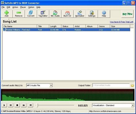 audio format converter software free download softdiv mp3 to wav converter audio cd burning audio