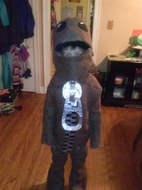 big planet sackboy costume halloween inspiration