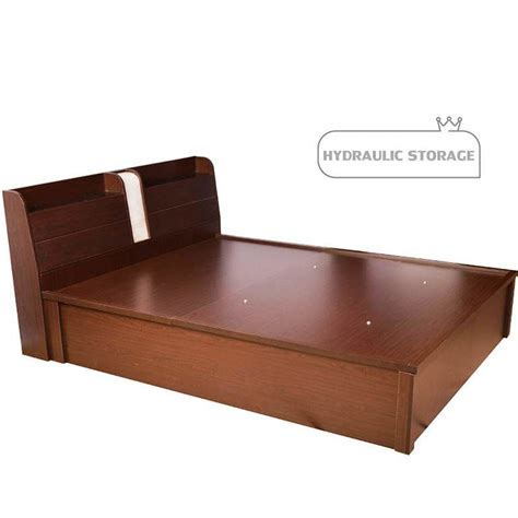 hydraulic storage bed hometown magna king bed with hydraulic storage buy