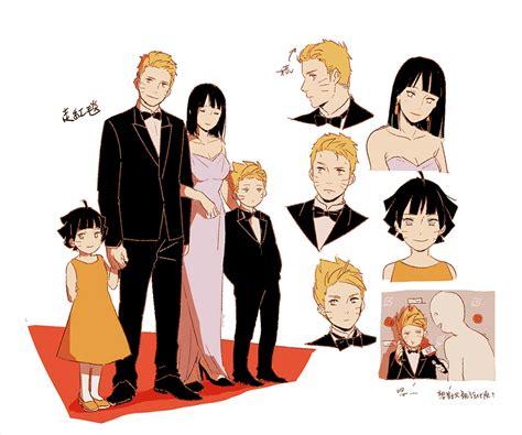 boruto family uzumaki family naruto image 1891568 zerochan anime