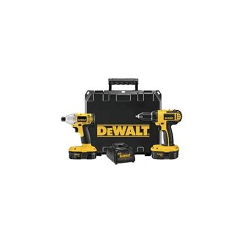 dewalt 18v compact drill impact combo home depot canada