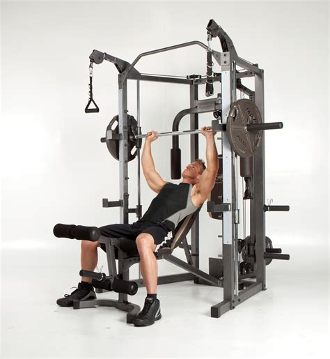 marcy combo smith machine fitness sports fitness