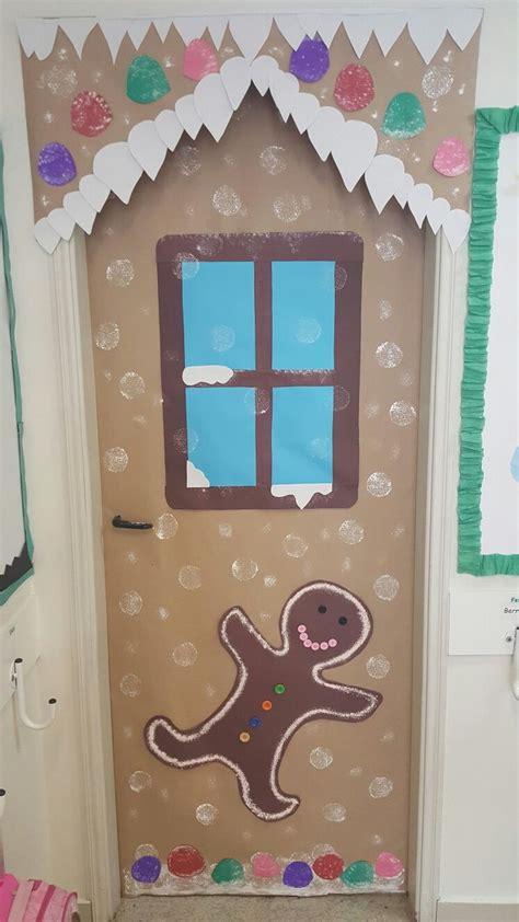christmas doors classroom 17 best ideas about classroom door on brown door