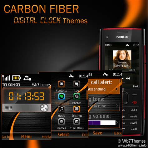 Themes Digital Clock Download | clock theme download for pc loadfootball