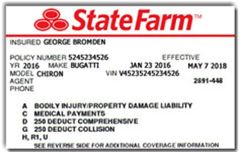 Faq Frequently Asked Luxury Car Rental Questions State Farm Insurance Card Template