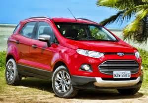 Ford Ecosport Philippines 2015 Ford Ecosport Philippines Autos Release 2017 2018