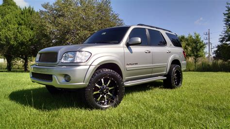 toyota sequoia lifted flyingpigboi00 s profile in winter fl cardomain