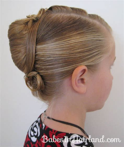elegant twist hairstyles elegant french twist updo giveaway babes in hairland