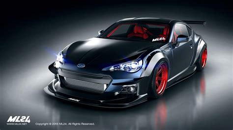 subaru brz body kit brz ps garage