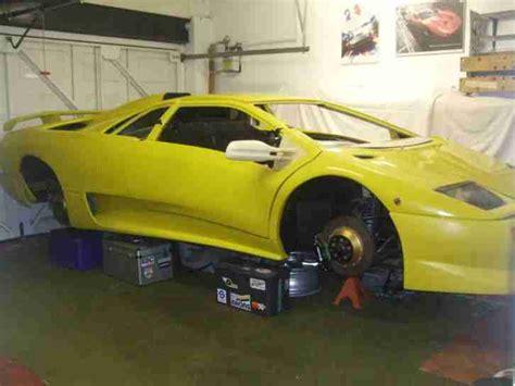 kit lamborghini for sale lamborghini diablo kit car replica car for sale
