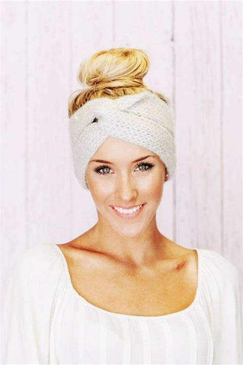 live in art braided headband pattern 14 best knitted headband patterns ideas images on