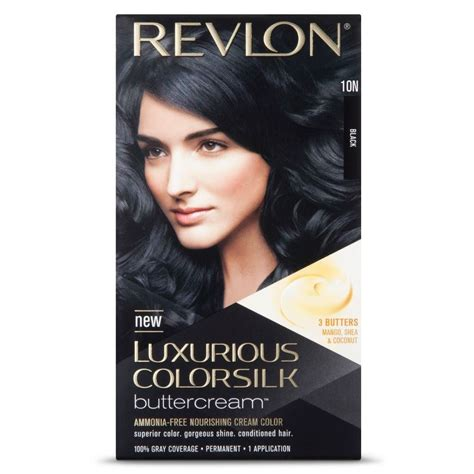 revlon luxurious colorsilk buttercream haircolor by revlon