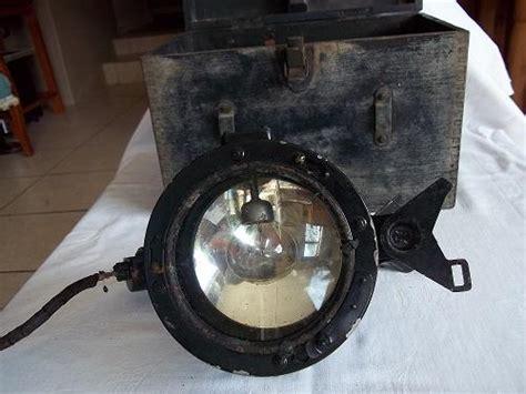 Aldis L Signals by Maritime Vintage Aldis Naval Signal L Model With