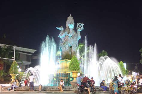 denpasar city bali capital city places  interest